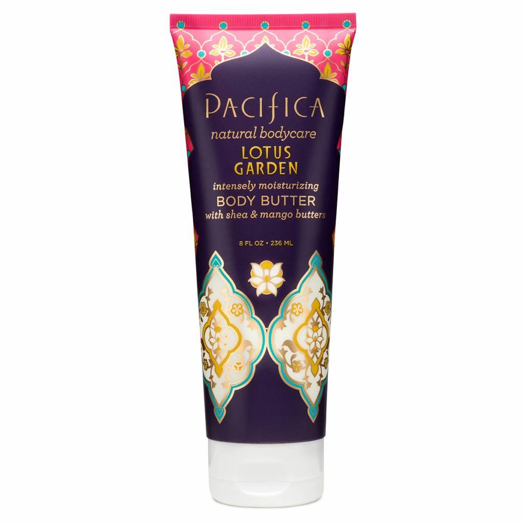 Pacifica Body Butter Lotus Garden