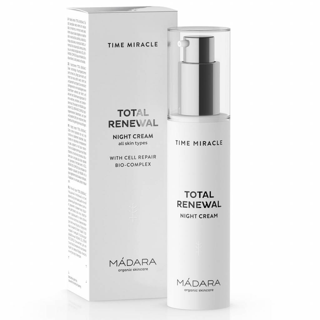 Madara Time Miracle Total Renewal Night Cream