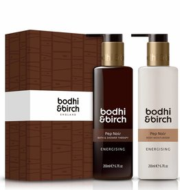Bodhi & Birch Pep Noir Energising Duo