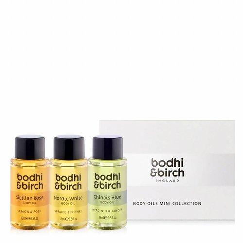 Bodhi & Birch Body Oils Mini Collection