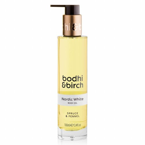 Bodhi & Birch Nordic White Body Oil