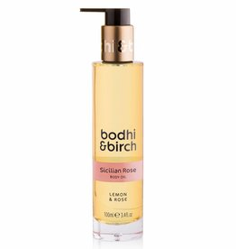 Bodhi & Birch Sicilian Rose Body Oil