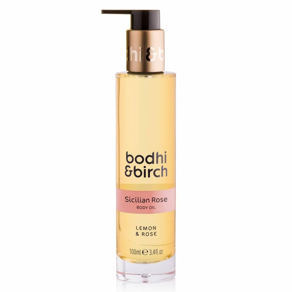 Bodhi & Birch Sicilian Rose Body Oil