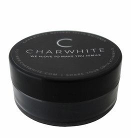 Charwhite Cosmetics Natural Teeth Whitening Powder