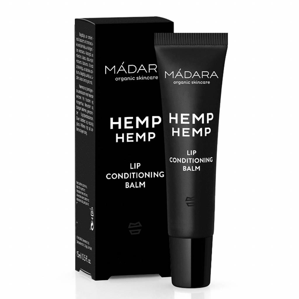 Madara Hemp Hemp Lip Conditioning Balm