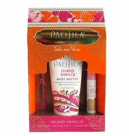 Pacifica Take Me There Gift Set Island Vanilla
