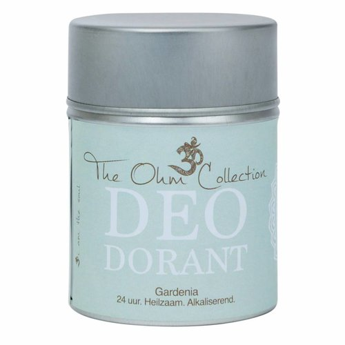 The Ohm Collection DEOdorant Poeder Gardenia