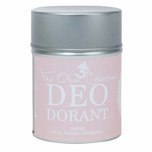 The Ohm Collection DEOdorant Poeder Jasmine