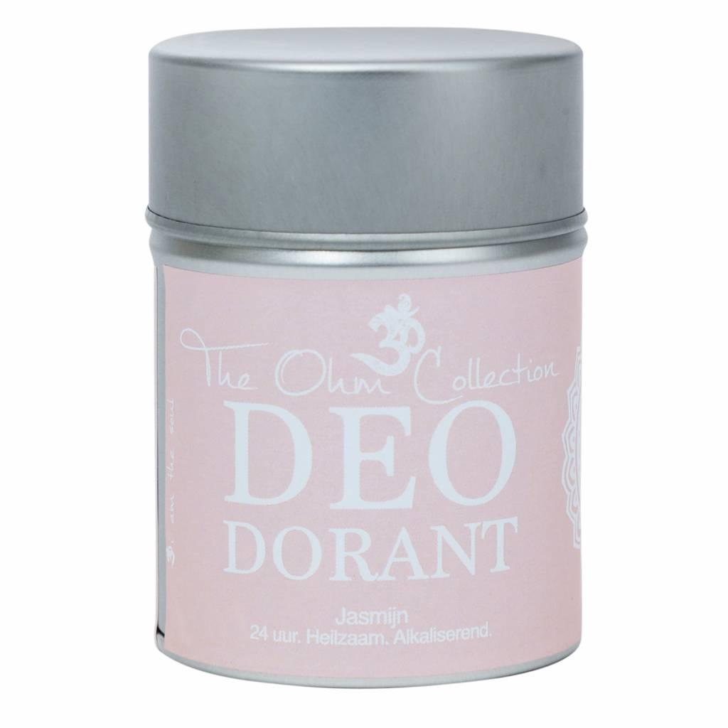 The Ohm Collection DEOdorant Poeder Jasmine
