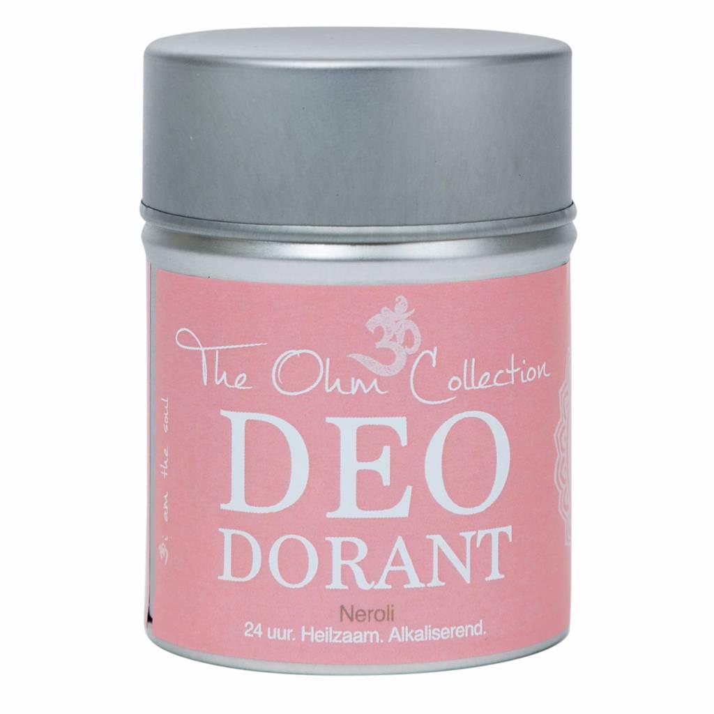 The Ohm Collection DEOdorant Poeder Neroli