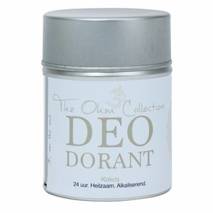 The Ohm Collection DEOdorant Poeder Coconut