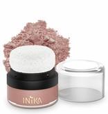 Inika Mineral Blush Puff Pot Pink Petal