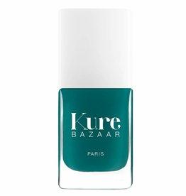 Kure Bazaar Green Love Nail Polish