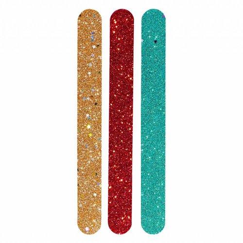 Kure Bazaar Glitter Vijlen Set