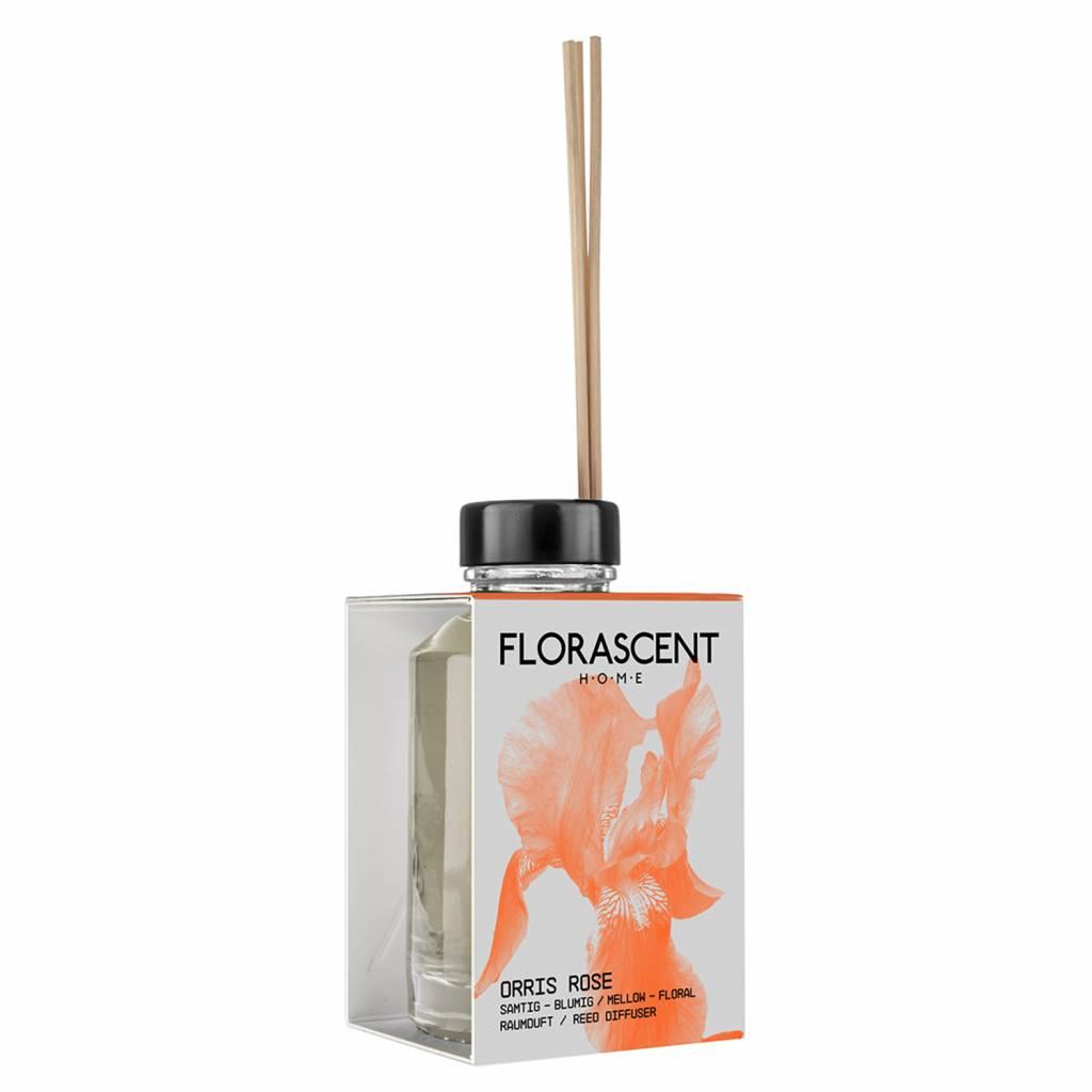 Florascent Natural Reed Diffuser Orris Rose