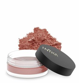 Inika Loose Mineral Blush Red Apple