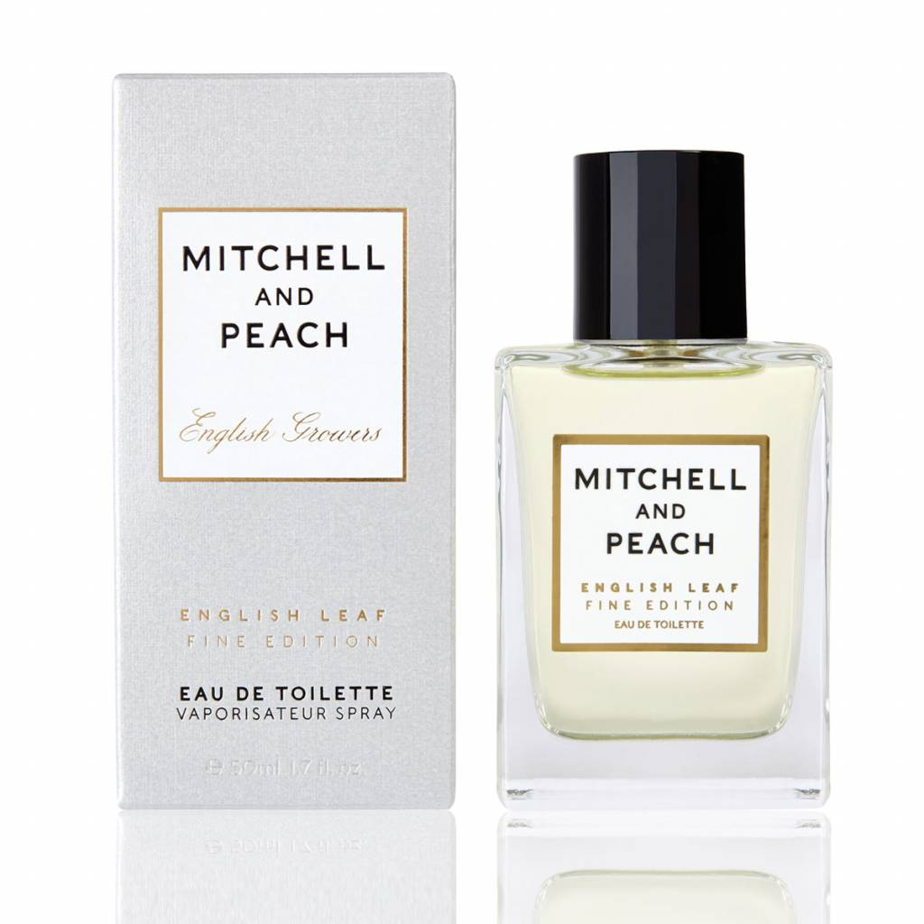 Mitchell and Peach English Leaf Fine Edition Eau de Toilette