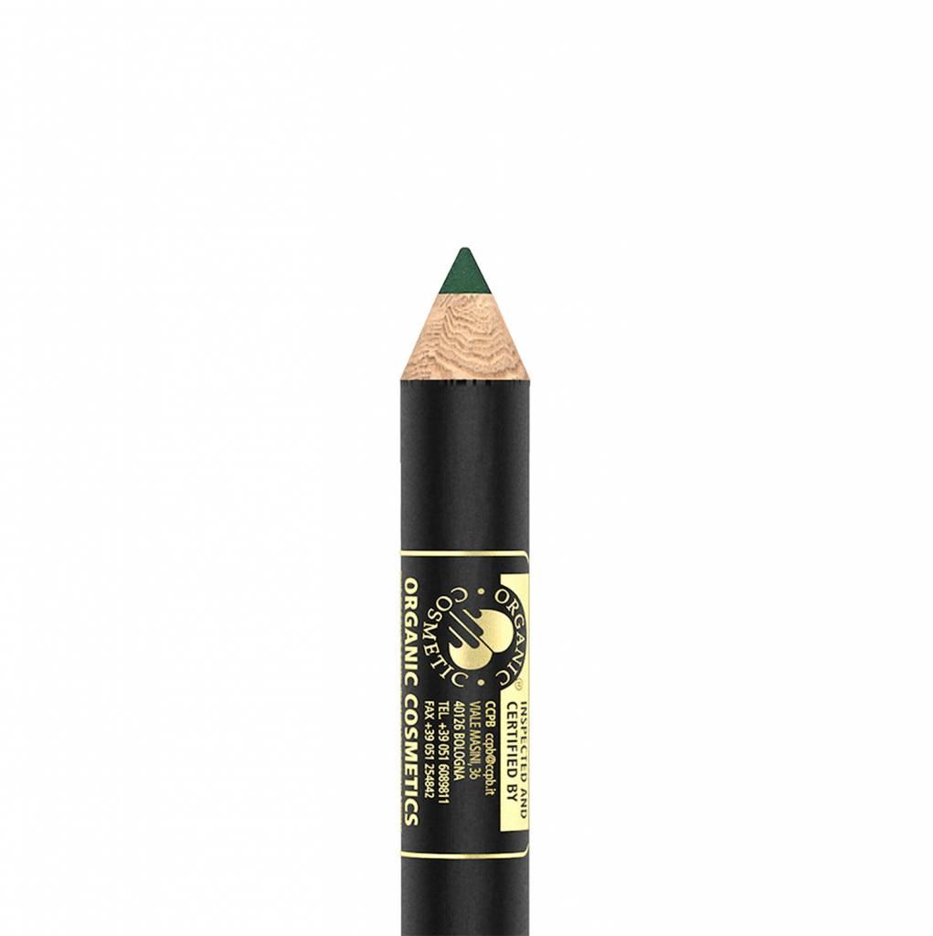 Inika Certified Organic Eyeliner Emerald