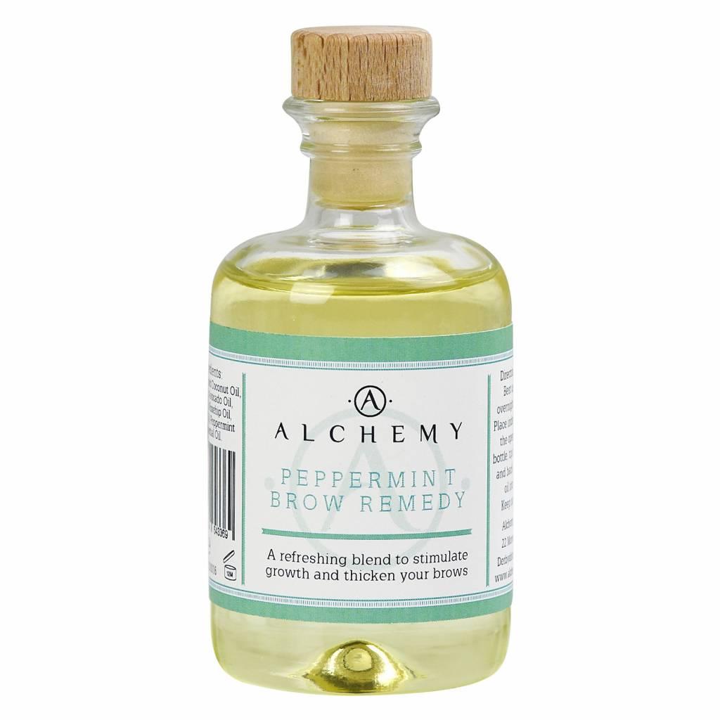 Alchemy Oils Peppermint Brow Remedy Wenkbrauw Olie