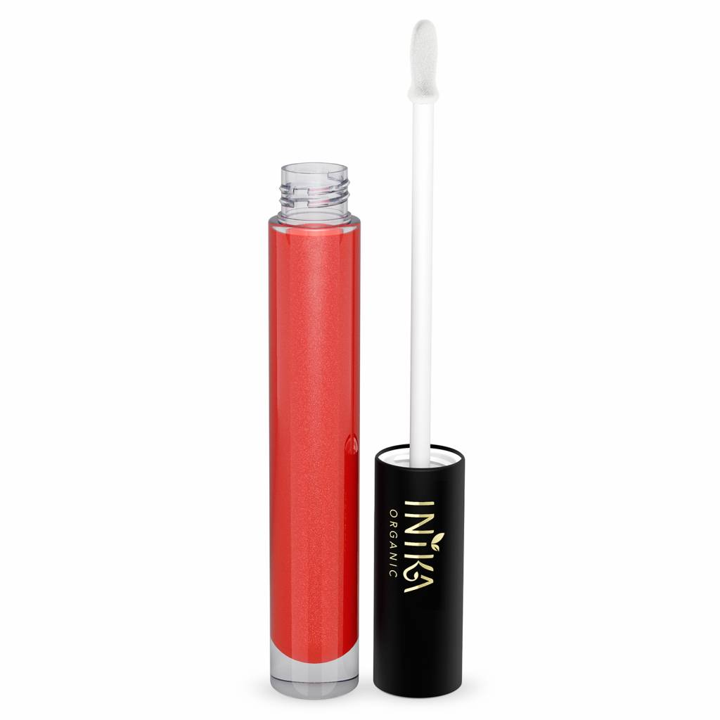 Inika Certified Organic Lip Glaze Watermelon