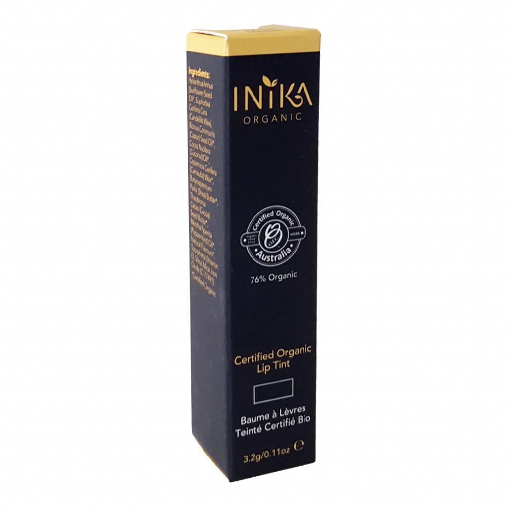 Inika Certified Organic Lip Tint Rose