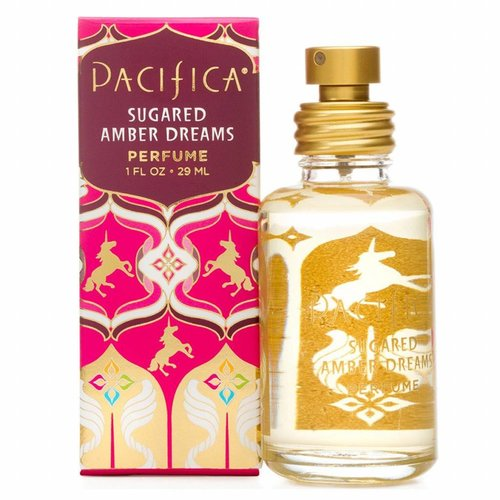 Pacifica Spray Perfume Sugared Amber Dreams
