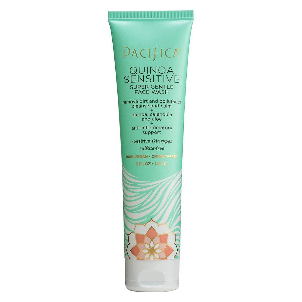 Pacifica Quinoa Sensitive Super Gentle Face Wash