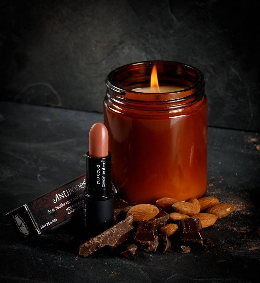 Antipodes Queenstown Hot Chocolate Moisture-Boost Natural Lipstick