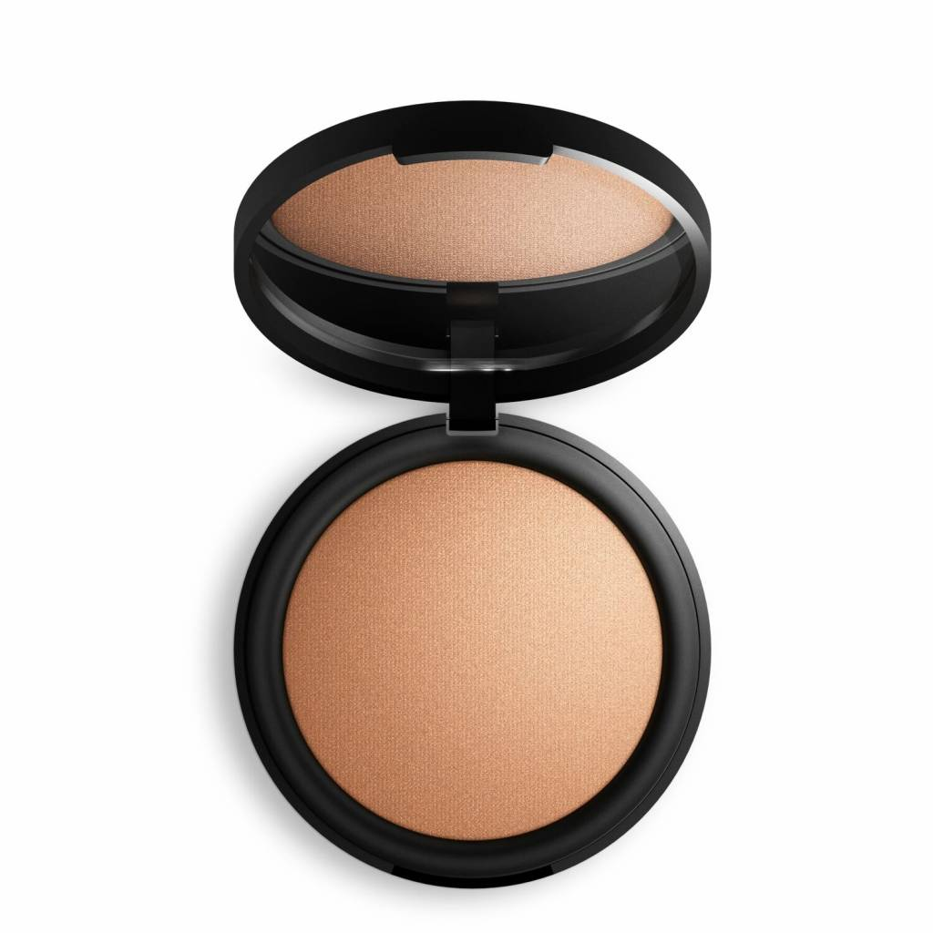 Inika Baked Mineral Bronzer Sunkissed