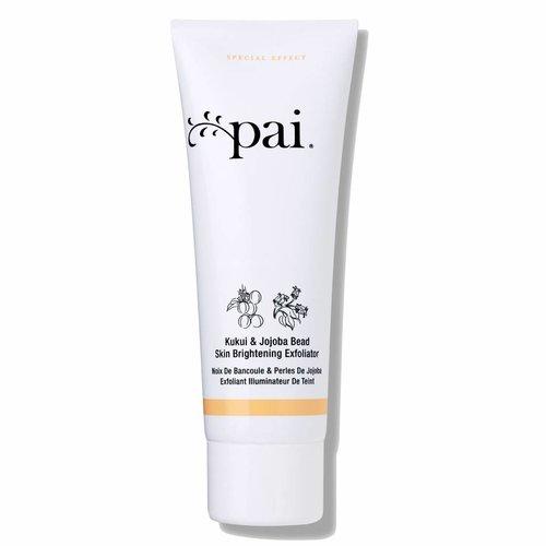 Pai Skincare Kukui & Jojoba Bead Skin Brightening Exfoliator