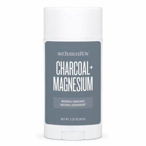 Schmidt's Naturals Deodorant Stick Charcoal & Magnesium