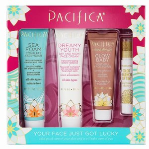 Pacifica Your Face Just Got Lucky Skincare Set