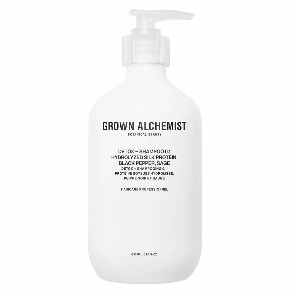 Grown Alchemist Detox Shampoo