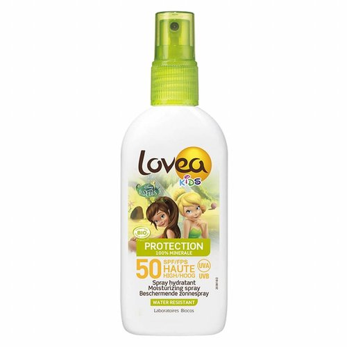 Lovea Bio SPF50 Sun Care Kids