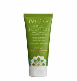 Pacifica Kale Brighten AHA Mask