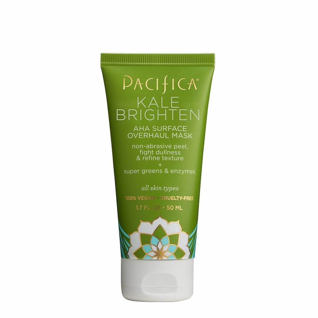 Pacifica Kale Brighten AHA Surface Overhaul Mask