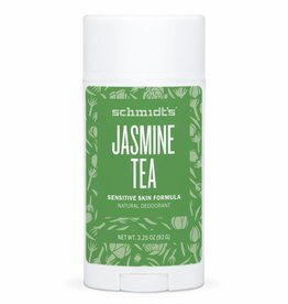 Schmidt's Naturals Deodorant Stick Sensitive Jasmine Tea
