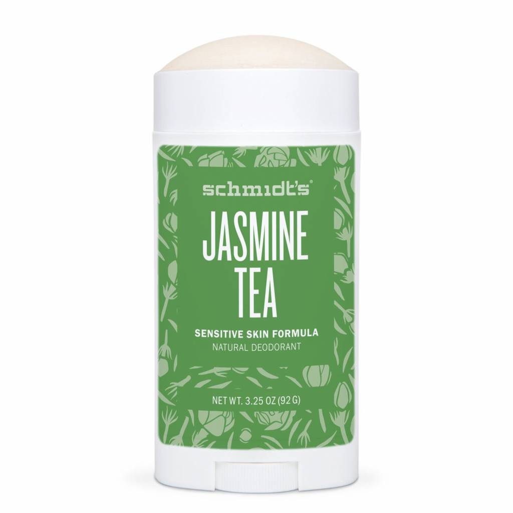 Schmidt's Naturals Natural Deodorant Stick Sensitive Jasmine Tea