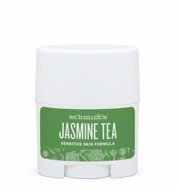Schmidt's Naturals Deodorant Travel Stick Sensitive Jasmine Tea