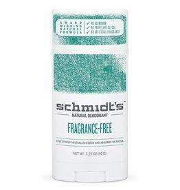 Schmidt's Naturals Deodorant Stick Fragrance-free
