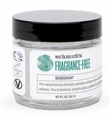 Schmidt's Naturals Natural Cream Deodorant Fragrance-Free