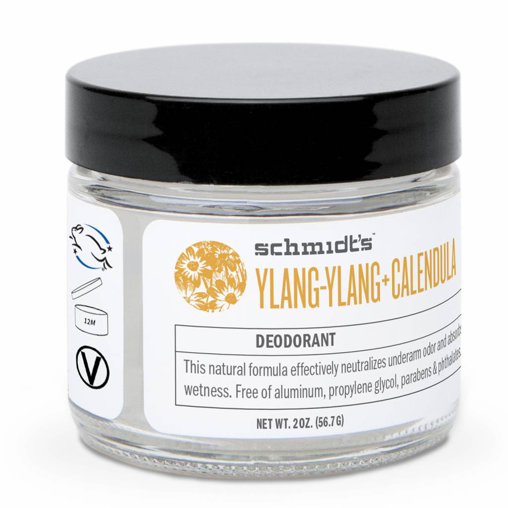 Schmidt's Naturals Natural Cream Deodorant Ylang-Ylang & Calendula