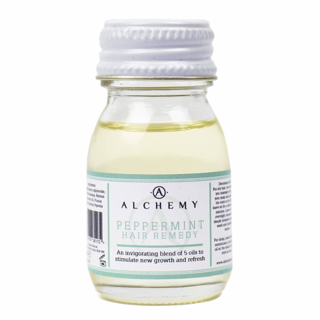 Alchemy Oils Peppermint Hair Remedy Mini