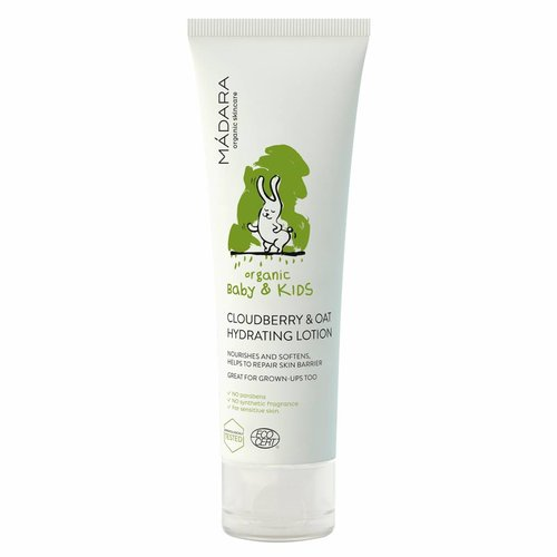 Madara Cloudberry & Oat Hydrating Baby Lotion