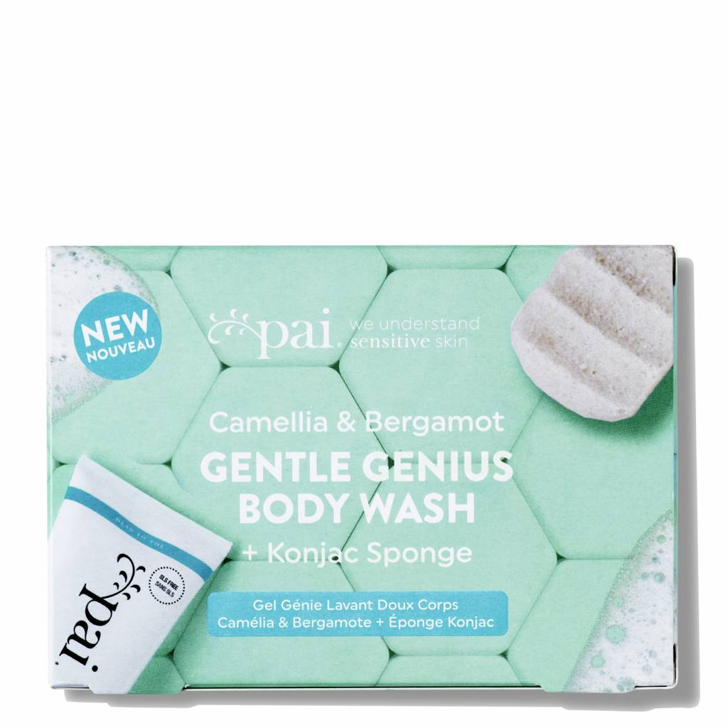 Pai Skincare Gentle Genius Body Wash Mini Kit
