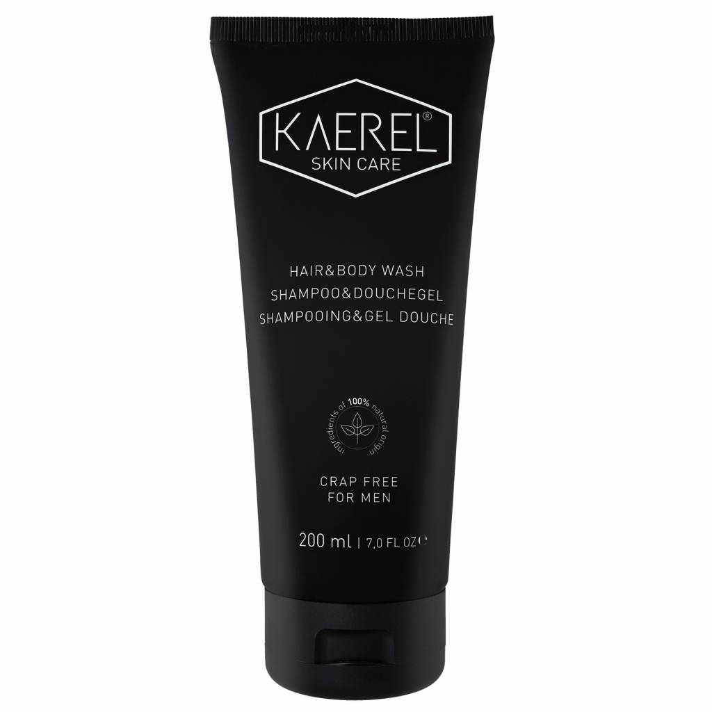 KAEREL Natuurlijke Shampoo & Douchegel