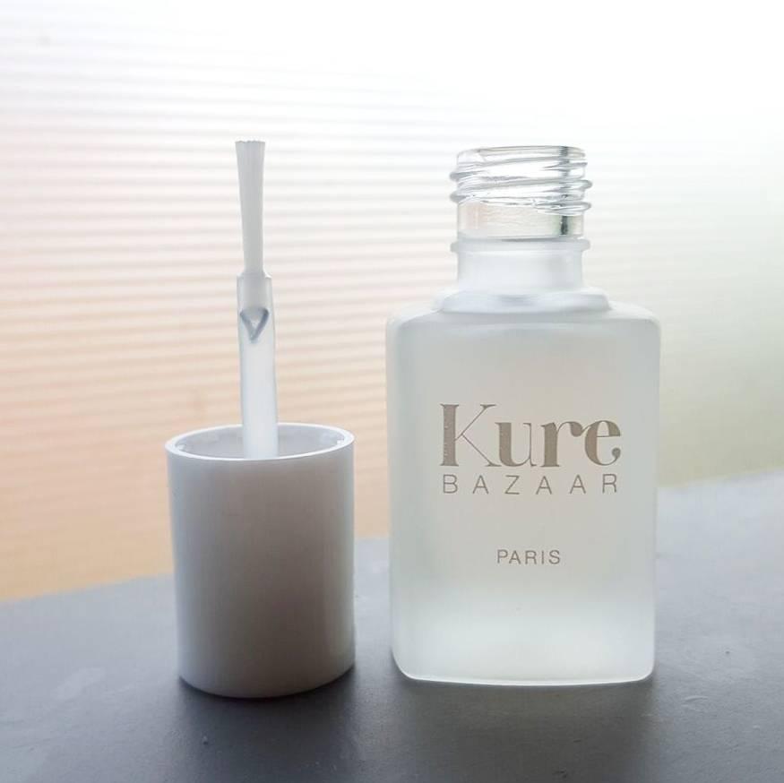 Kure Bazaar Super Base 10-Free Nail Treatment met Silicium