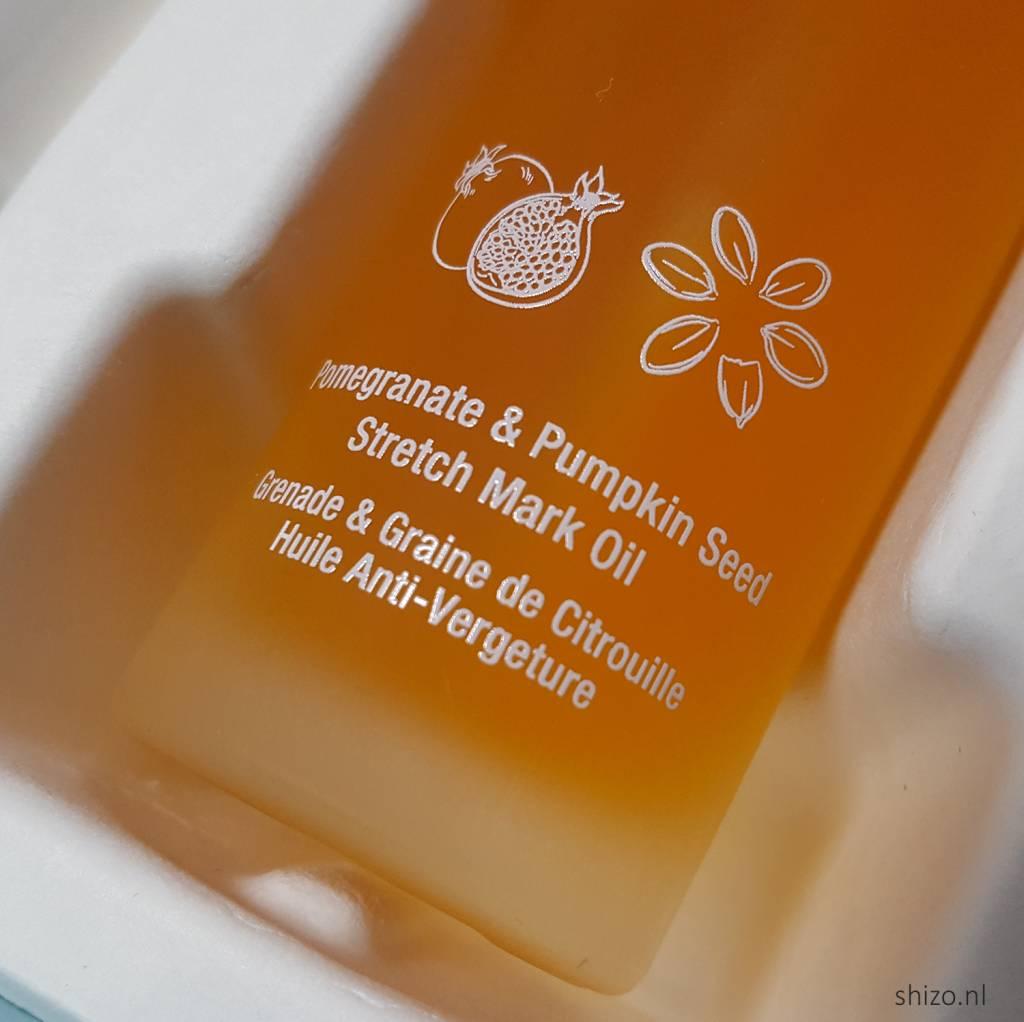 Pai Skincare Stretch Mark System Organic Pomegranate & Pumpkin Seed