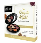 Inika Limited Edition Day to Night Eye Shadow Palette