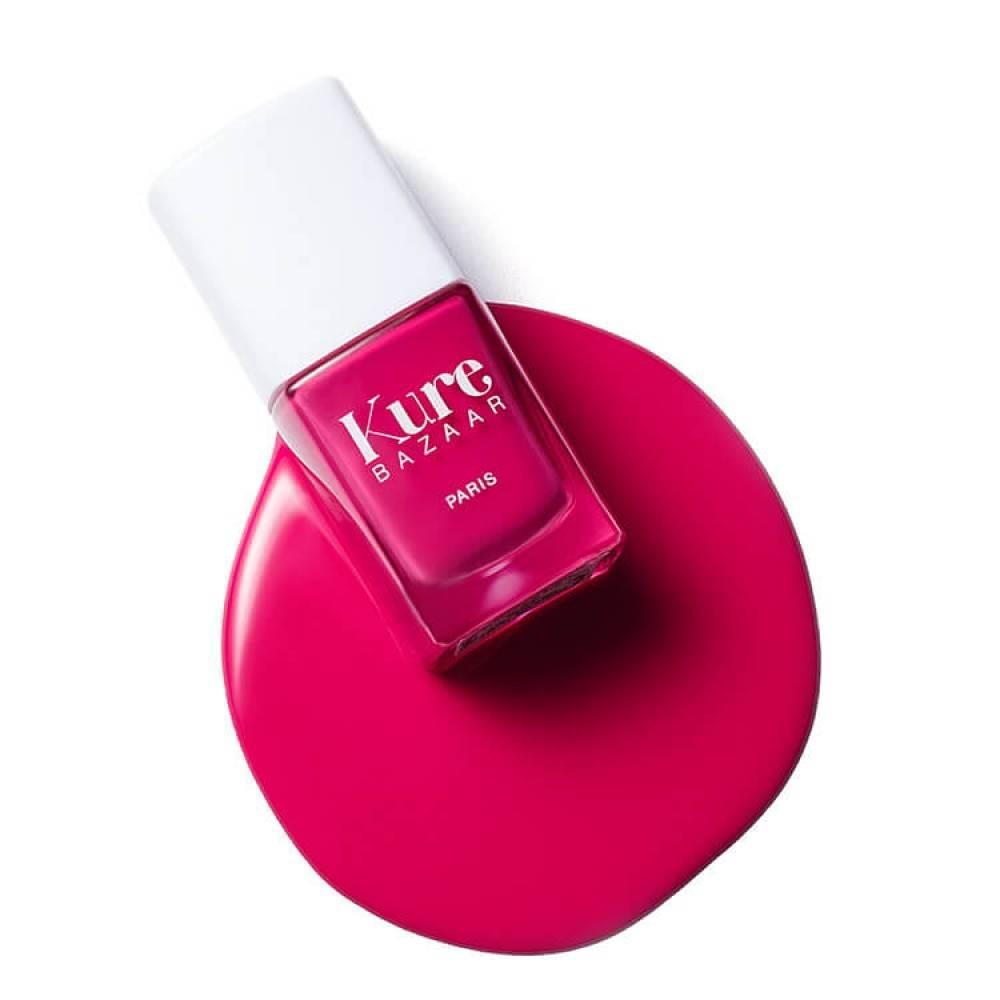 Kure Bazaar Rose Punk Natural 10-Free Nail Polish